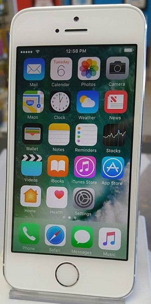 Factory Refurbished Apple Iphone 5S 16 Gig Net10